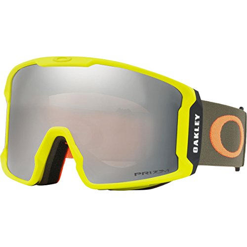 Oakley Line Miner Snow Goggles, Obsessive Lines Laser for sale  Delivered anywhere in USA
