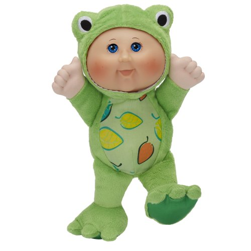 [Cabbage Patch Cuties Frog] (Cabbage Head Costume)