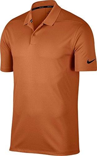 Orange Golf Polo Desert NIKE Dry Solid Men's Shirt Black Victory nWWZH8q1