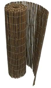 "Gardman R636  Bamboo Fencing, 13' Long x 3' 3"" High"