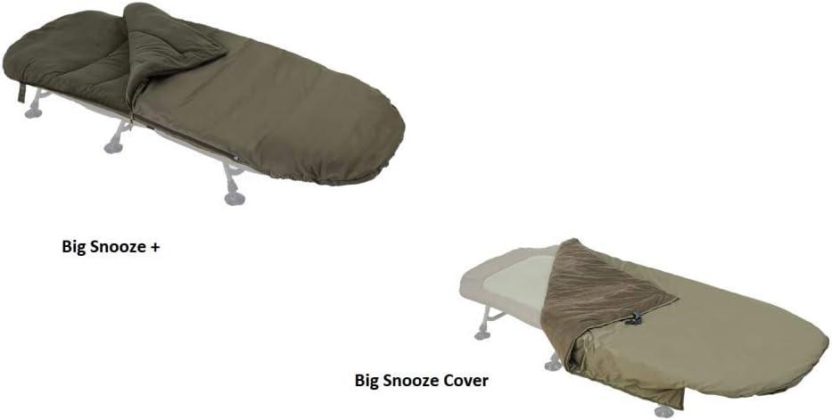 Trakker - Big Snooze + Saco de Dormir & Funda: Amazon.es: Deportes y aire libre