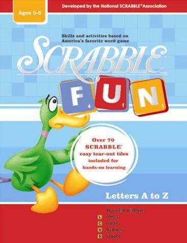 Scrabble Fun: Letters A to Z (Scrabble Fun Series) (Best 7 Letter Scrabble Words)