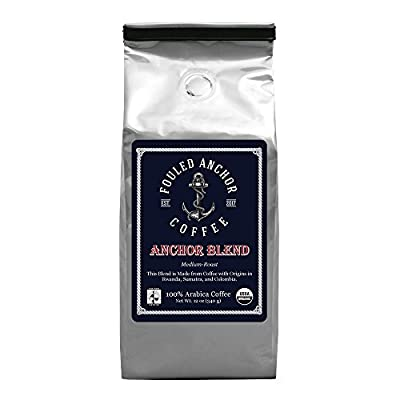 Fouled Anchor Coffee, Anchor Blend