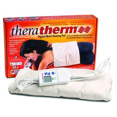 (Theratherm digital moist heat pad, large)