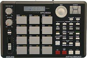 AKAI サンプリングマシン MPC500 B000V58DTE