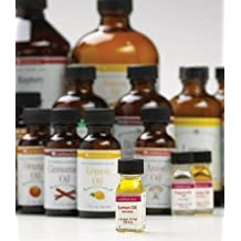 Black Walnut Flavoring Oil Extracts by LorAnn Oils (16oz) for Baking and Cosmetics: Hard Candy, Cakes, Gummies, Chocolate, Marshmallows, Caramels, Fudges, Taffies, Ice Cream, and more