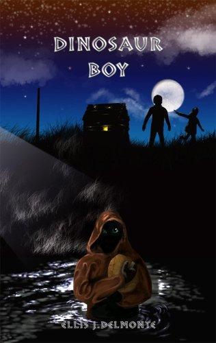 book cover of Dinosaur Boy