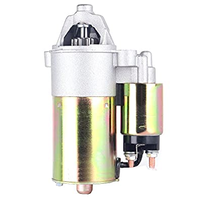 SCITOO Starters New compatible for Ford Taurus Mercury Sable 2000 2001 2002 2003 2004 2005 3.0L (182) V6 6642