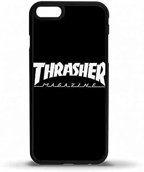 Soiylovecase Thrasher,Coque Thrasher Coque Apple IPhone 6 Plus/Coque Apple IPhone 6S Plus(5.5inch),Thrasher Magazine Logo Hard Plastic Phone ...