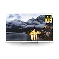 Sony XBR75X900E 75-Inch 4K HDR Ultra HD TV (2017 Model)