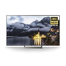 Sony XBR55X900E 55-Inch 4K HDR Ultra HD TV (2017 Model)
