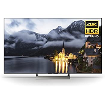 Sony XBR49X900E 49-Inch 4K Ultra HD Smart LED TV (2017 Model)