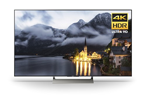 Sony XBR55X900E 55-Inch 4K UHD Smart LED TV (2017 Model), Works with Alexa