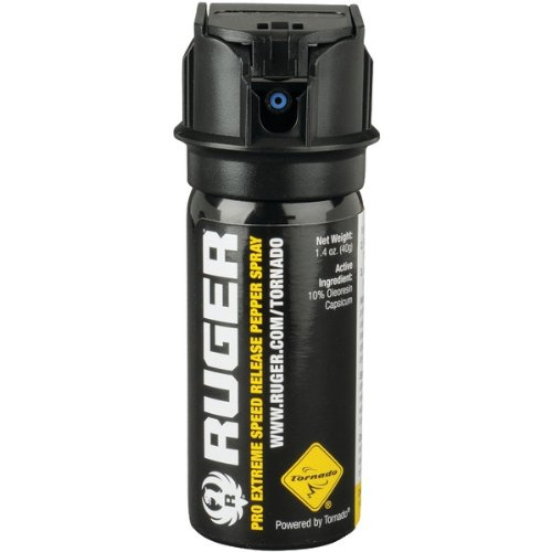 The BEST RUGER Pepper Spray Pro Extreme