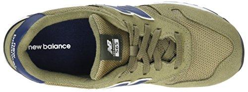 Sneaker New Uomo Verde Ml565v1 Green Balance 4v1xvqT