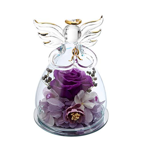 Continuelove Forever Rose - Birthday Gift Eternal Flower - Children's Day Gift Never Withered Roses Handmade Preserved Flower Rose (Flowers And Gifts)