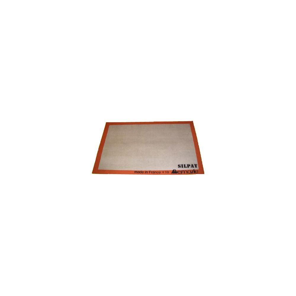 Demarle Silpat Non-Stick Baking Mat - 16-1/2'' x 24-1/2'' (Full Size)
