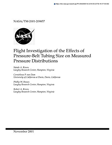 Flight Investigation of the Effects of Pressure-Belt Tubing Size on Measured Pressure ()