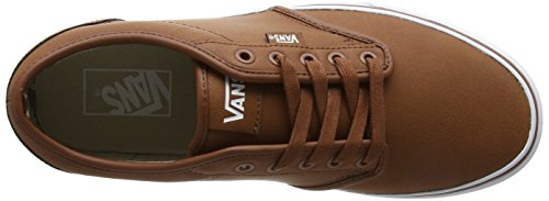 Leather Seasonal Homme Marron Baskets Vans Atwood fXBqpz