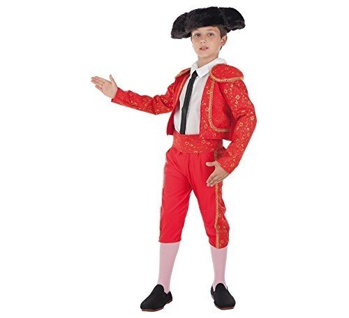 LLOPIS - Disfraz Infantil torero t-4: Amazon.es: Juguetes y juegos