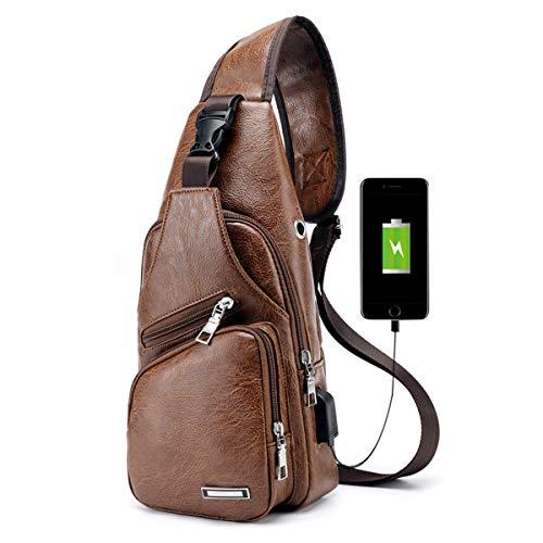 Chest Bag Anti Theft Sling Bag Shoulder