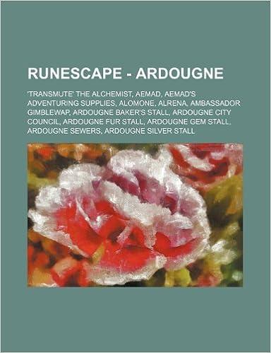 Runescape Ardougne Transmute The Alchemist Aemad Aemads