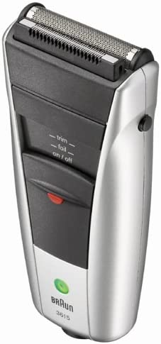 Braun InterFace 3615 - Afeitadora para hombre: Amazon.es: Salud y ...