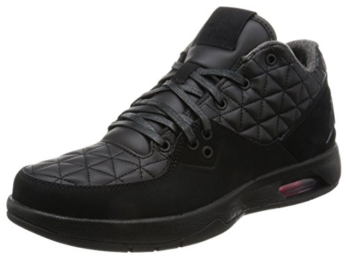 Nike Men's Jordan Clutch Basketball Shoe Black/Black-Gym Red 10.5 845043-002