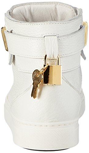 Stokton d 657 Hautes Femme Sneakers Blanc bianco nHnP6