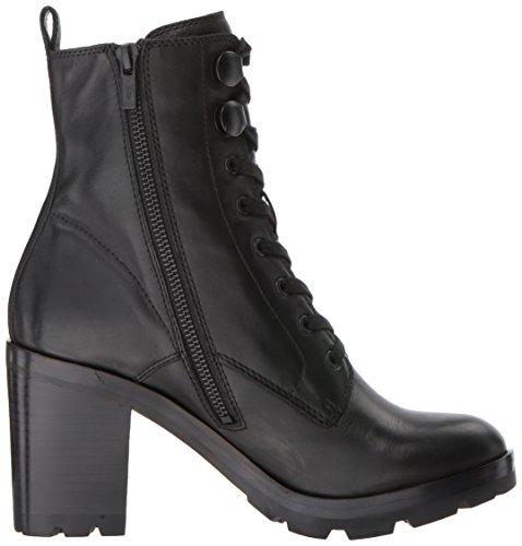 womens Grain Full Soft Polished Lug Black Combat Myra FRYE a86qdd