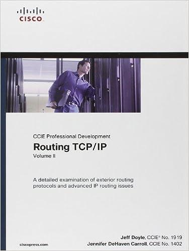 ❤ Kindle E-Books-Shop: Routing TCP/IP, Volume II (CCIE