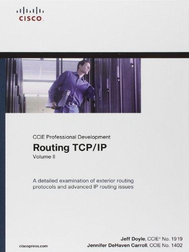 Routing TCP/IP, Volume II (CCIE Professional Development) ()