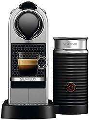 M�quina de Caf� Citiz Silver Combo 1260W Nespresso