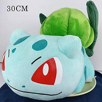IQDQ Bulbasaur Pokémon Pikachu Duendes para Novia Familia E ...
