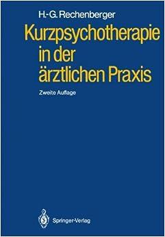 Book Kurzpsychotherapie in der ärztlichen Praxis (German Edition)