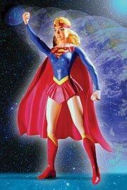 Crisis On Infinite Earths Series 1 Supergirl Action Figure by DC Comics [並行輸入品] B00U1ZRP02
