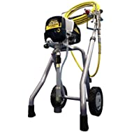 Wagner (0523013) 9155 3000 PSI Airless Twin Stroke Piston Pump Paint Sprayer