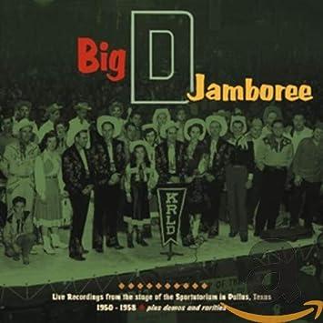 Amazon | BIG 'D' JAMBOREE | VARIOUS | イージーリスニング | 音楽