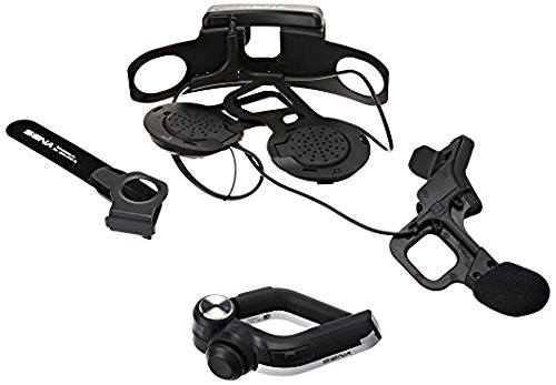Sena 10U-SH-02 10U Motorcycle Bluetooth Communication System with Handlebar Remote for Shoei Neotec Helmet
