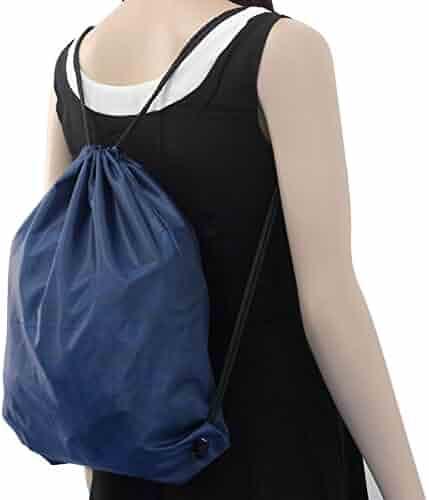 454aa383b664 Shopping Nylon - Drawstring Bags - Gym Bags - Luggage & Travel Gear ...