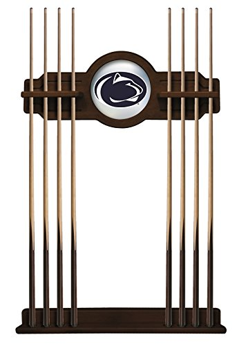 Penn State Cue Rack in Navajo Finish by Holland Bar Stool Co.