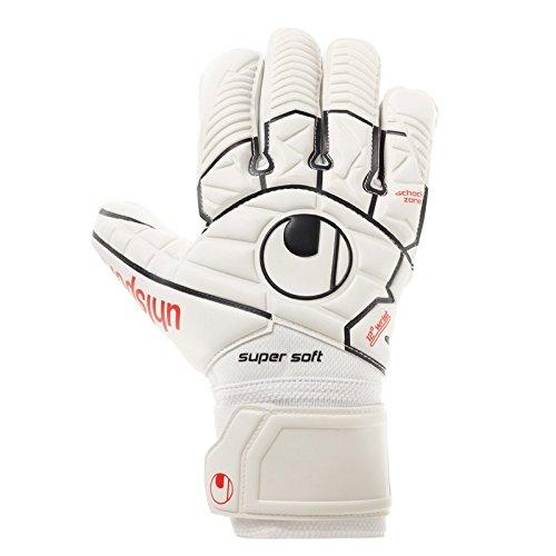 Mens UHLSPORT ELIMINATOR COMFORT HN Goalkeeper Gloves For -