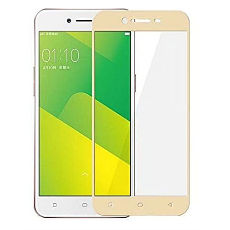 Calosc Oppo A37F Full Tempered Glass, Screen to Screen