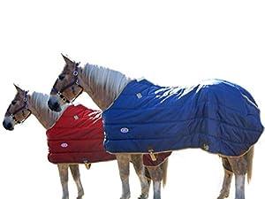 "Derby Originals 420D Nylon Winter Stable Horse Blanket, 66"""