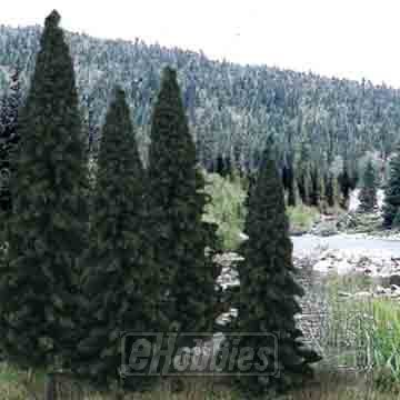 Woodland Scenics TR1586 Evergreen 4-6 (13)