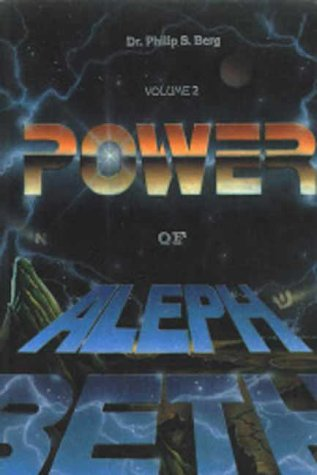 Power of Aleph Beth, Vol. 2 - The Energy Of Hebrew Letters