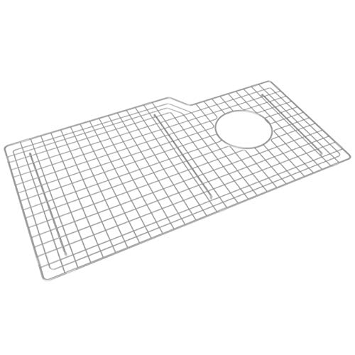 Rohl WSGRGK3016SS WIRE SINK GRID RGK3016 S.STEEL Stainless Steel