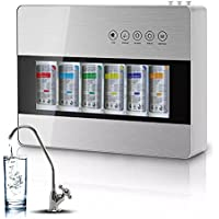 Filtro de agua · Purificador de agua potable ALCALINA por 6 etapas de filtración · ultra seguro y confiable para montaje…