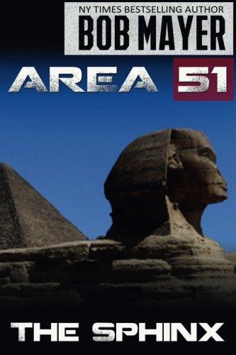Area 51 The Sphinx  Volume 4