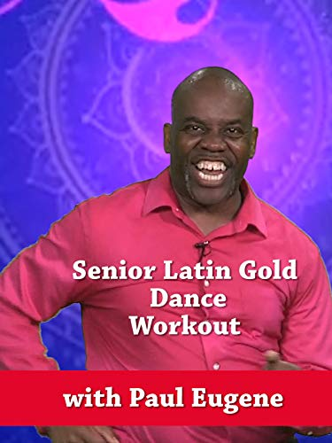 - Senior Gold Latin Dance Workout